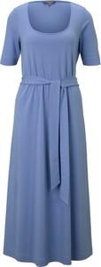 Niebieska sukienka Tom Tailor