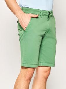 Zielone spodenki Pepe Jeans