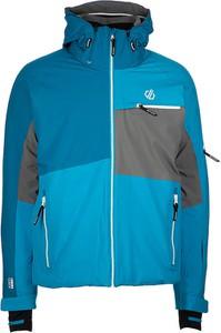 Niebieska kurtka Dare 2b w sportowym stylu