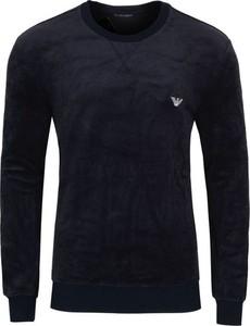 Bluza Emporio Armani z bawełny