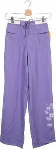 Fioletowe spodnie dziecięce Wardrobe