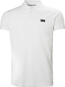 Koszulka polo Helly Hansen z krótkim rękawem w stylu casual