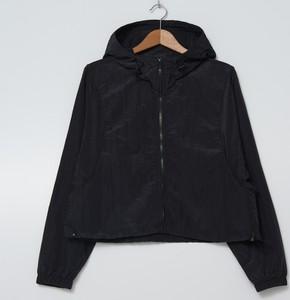 Czarna kurtka House krótka w stylu casual