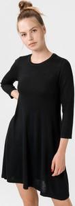 Sukienka Vero Moda mini z długim rękawem