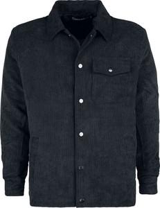 Czarna kurtka Emp w stylu casual