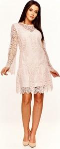 3b36ef7a98 ażurowa sukienka na szydełku - stylowo i modnie z Allani
