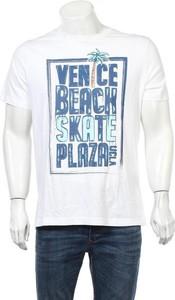 T-shirt Ucla z krótkim rękawem w młodzieżowym stylu