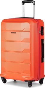 Czerwona walizka PUCCINI