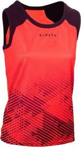 Czerwony top Kipsta