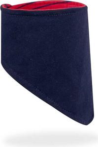 Niebieski szalik dziecięcy YoClub z bawełny