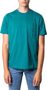 T-shirt Diesel w stylu casual