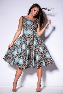 Sukienka Wox midi rozkloszowana