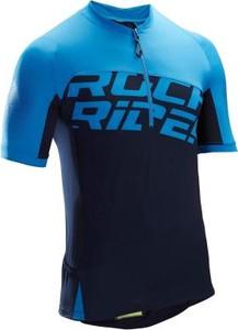 Niebieski t-shirt Rockrider