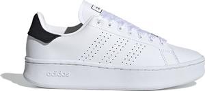 Trampki Adidas ze skóry advantage