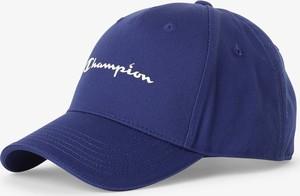 Niebieska czapka Champion