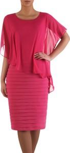 57722c58a1 suknia z falbanami - stylowo i modnie z Allani