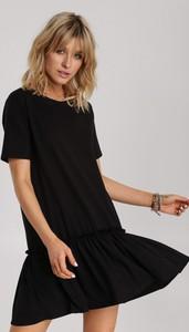Czarna sukienka Renee mini