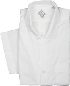 Koszula Xacus z bawełny z klasycznym kołnierzykiem