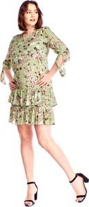 Sukienka BOG-MAR mini w stylu casual