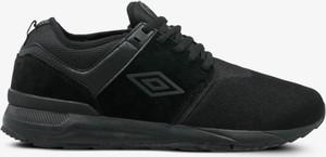 2c97e171927a4a Czarne buty sportowe męskie Umbro, kolekcja lato 2019