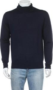 Sweter Ballantyne w stylu casual z golfem
