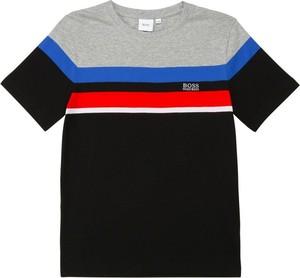 Koszulka dziecięca Hugo Boss z bawełny dla chłopców