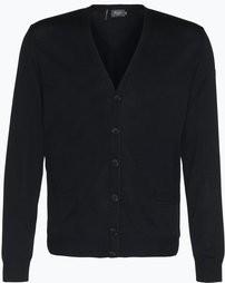 Czarny sweter märz