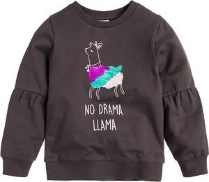 Granatowa bluza dziecięca Cool Club z bawełny