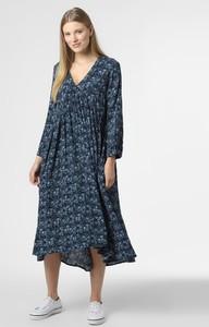 Niebieska sukienka Y.A.S
