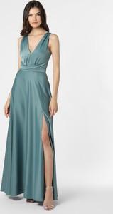 Sukienka Marie Lund z szyfonu maxi