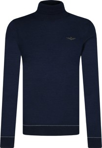 Sweter Aeronautica Militare w stylu casual