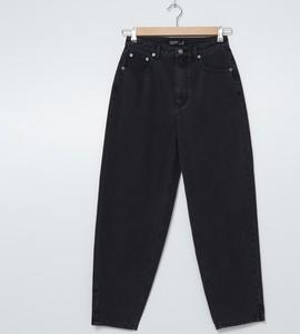 Czarne jeansy House w stylu casual