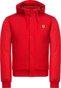 Kurtka Ferrari krótka w stylu casual