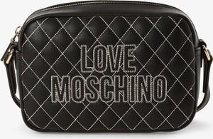 Torebka Love Moschino pikowana na ramię