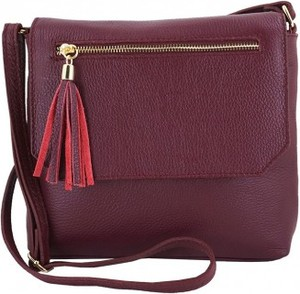 960c9ce71e54f Czerwone torebki z frędzlami, kolekcja wiosna 2019