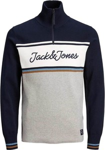Sweter Jack & Jones ze stójką