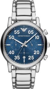 Zegarek EMPORIO ARMANI - Luigi AR11132 Silver/Silver