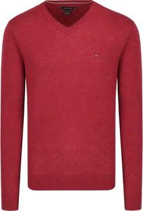 Sweter Tommy Hilfiger z wełny