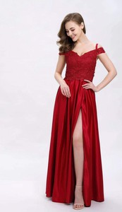 Sukienka Butik Ecru maxi z dekoltem w kształcie litery v