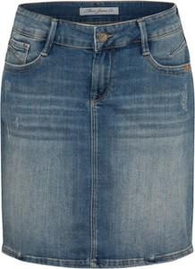 Niebieska spódnica Mavi