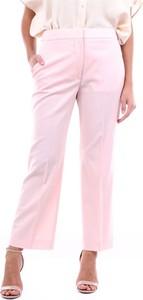 Różowe spodnie Stella McCartney