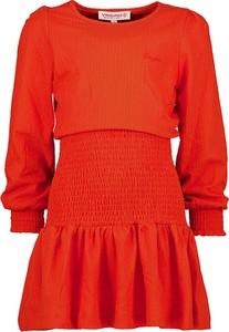 Czerwona sukienka dziewczęca Vingino