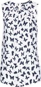 Bluzka bonprix bpc selection w stylu casual na ramiączkach