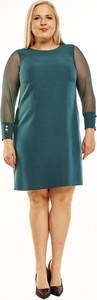 Sukienka Fokus ołówkowa mini