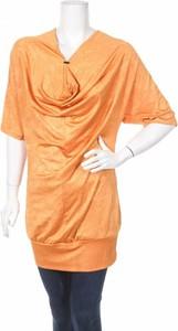 Pomarańczowa tunika Miller