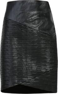 Spódnica Top Secret ze skóry ekologicznej