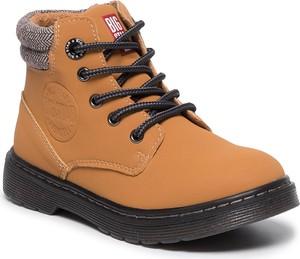 Buty dziecięce zimowe Big Star sznurowane