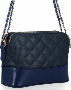 Niebieska torebka Bee Bag na ramię