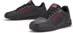 Buty sportowe Kappa ze skóry sznurowane