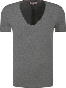 T-shirt Tommy Jeans z krótkim rękawem w stylu casual